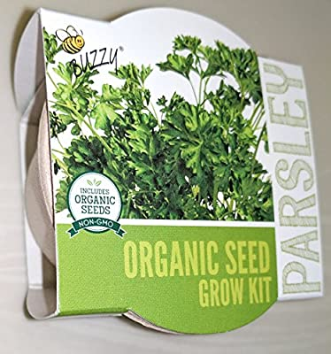Organic Parsley Seed Kit