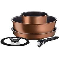 Tefal Ingenio Resource 5pc set L67595 Brown