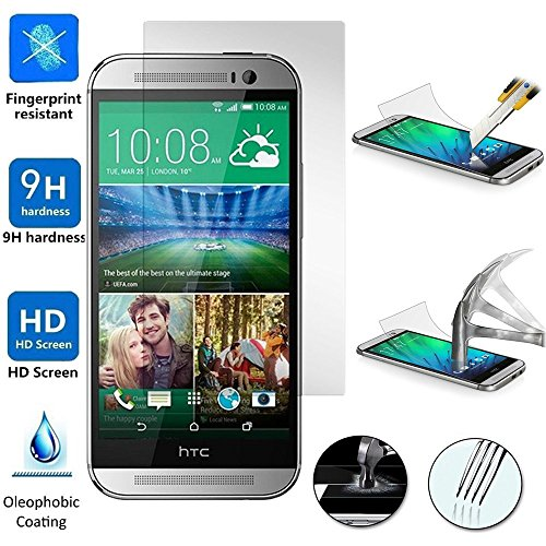 0.3mm Tempered Glass Screen Protector for HTC One E8 - 6