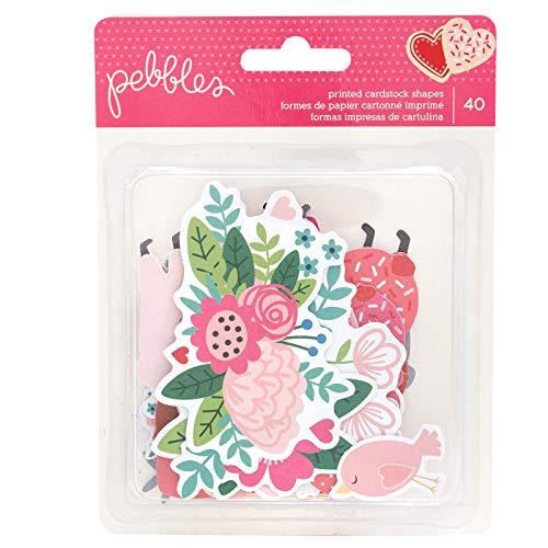 Pebbles 733939 Icon Ephemera, Multi