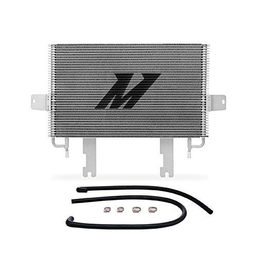 Mishimoto MMTC-F2D-99SL Silver Transmission Cooler