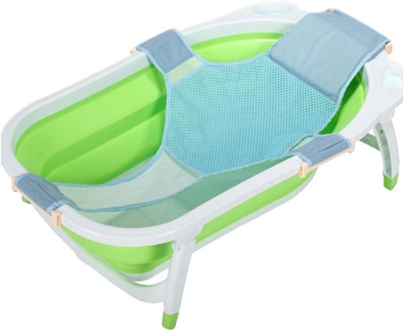Baby care adjustable infant shower bath bathing bathtub baby bath net safety UK