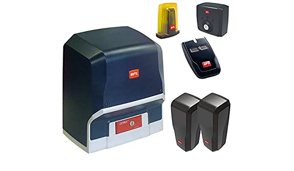 BFT - Kit para puerta corredera Ares Ultra BT A1000 24 V, capacidad 1000 kg: Amazon.es: Bricolaje y herramientas