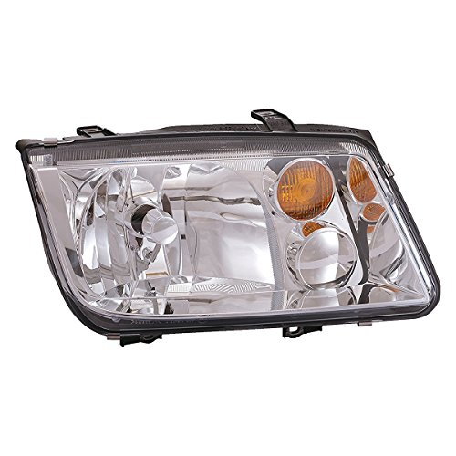 Eagle Eyes VW088-A111R Volkswagan Passenger Side Head Lamp Assembly