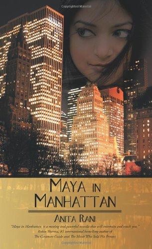 Maya in Manhattan