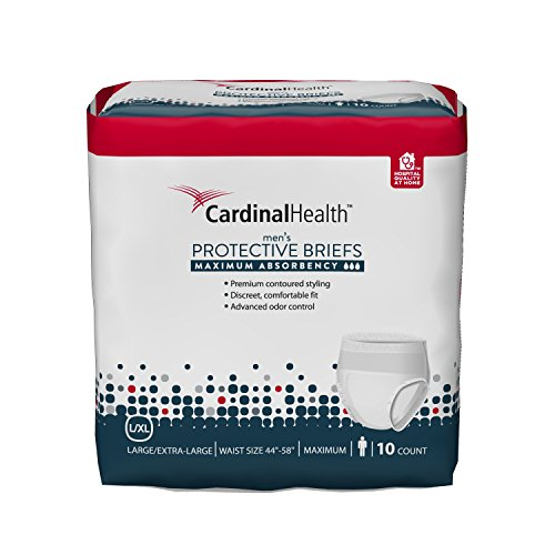 cardinal-health-uwmb-lxl-mens-brief-maximum-absorbency-large-extra-large-10-ct