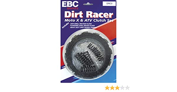 Amazon.com: EBC DRC Series Clutch Kit for Kawasaki KLR-650 96-09: Automotive