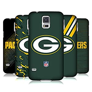 Official NFL Green Bay Packers Logo Hard Back Case for Samsung Galaxy S5 / S5 Neo