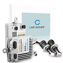 Car Rover HID Xenon Conversion Kit with CanBus Technology Ballasts - H4 (HB2) (9003) Bi-Xenon - 6000k - 3 Year Warranty