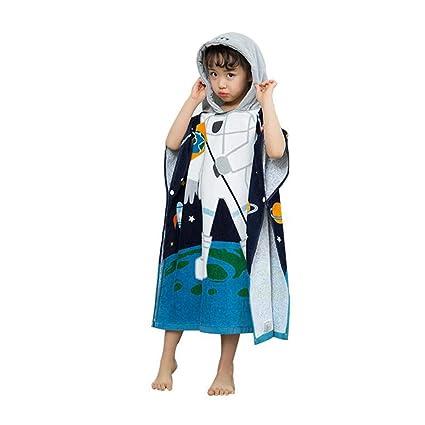 Amazon.com: Chranto - Toalla de baño con capucha para niños ...