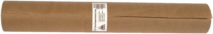 18-inch x 180-feet Brown General Purpose Masking Paper