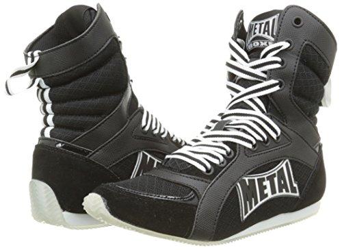 Metal Boxe Viper2Boxschuhe, Herren, Viper2, schwarz, Taille 47