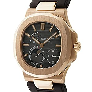 Patek Philippe Nautilus automatic-self-wind mens Watch 5712R-01 (Certified Pre-owned)