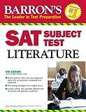 Barron's SAT Subject Test Literature, Christina Myers-Shaffer, 0764138715