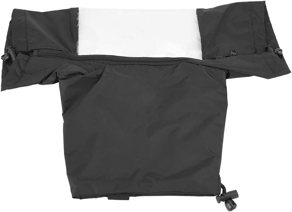 Universal Waterproof Rain Cover with Enclosed Hand Sleeves for SLR Telephoto Lens Vbestlife Camera Universal Rain Cover
