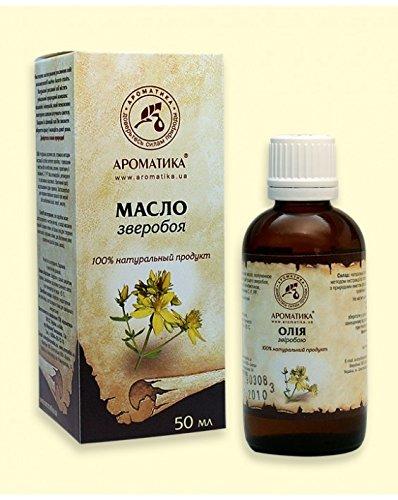 St. John's Wort Essential Oil, 50 ml (Aromatika)