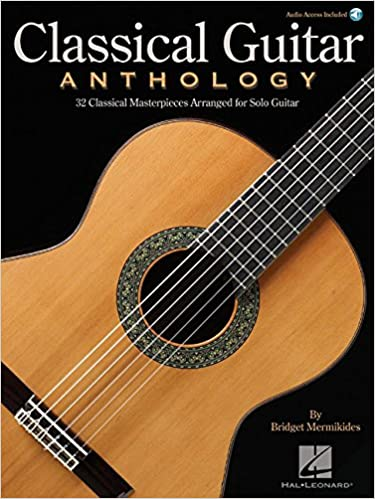 Classical Guitar Anthology (Book/Online Audio): Amazon.es ...