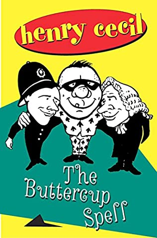 book cover of The Buttercup Spell