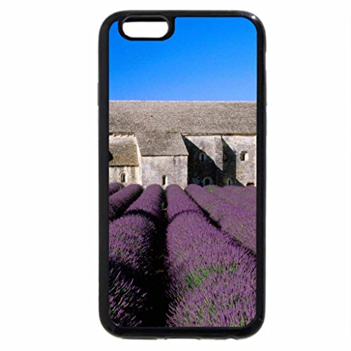 iPhone 6S / iPhone 6 Case (Black) Abbey of senanque