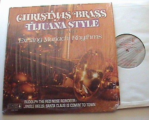 Christmas Brass Tijuana Style Vol 2
