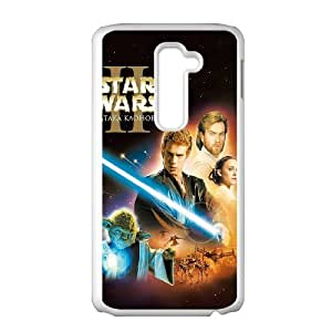 Classic Case STAR WARS pattern design For LG G2 Phone Case