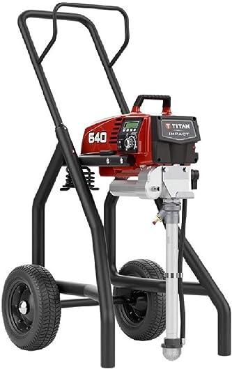 Titan 805-004 High Rider Paint Sprayer, Impact 640