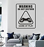 Andre Shop® Large Vinyl Wall Decal Play Room Video Game Gaming Stickers Muralig3711