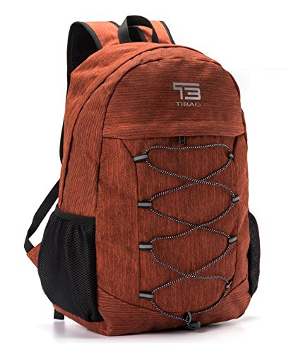 35 Exam Light - 25/30/35L TIBAG Water Resistant Lightweight Packable Foldable Daypack Backpack