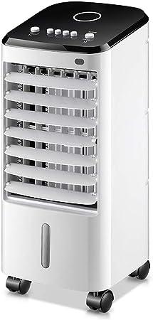 Pan&Pan Ventilador del Aire Acondicionado Que se refresca casero Que refresca el Movimiento Libre Libera el humidificador portátil del humectador del Fregadero, Poder ...