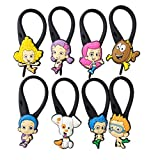Best Hermes Present For Five Year Old Boys - AVIRGO 8 pcs Soft Zipper Pull Charms Review