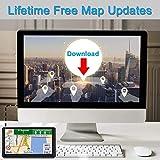 Car GPS,Latest 2020 Map 7inch GPS Navigation
