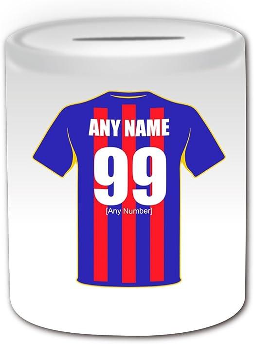 De regalo con mensaje personalizado - Crystal Palace Hucha (de ...