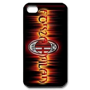 Generic Case Associazione Calcio Milan For iPhone 4,4S ZHU1130469