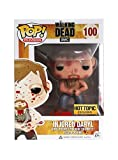 Rare The Walking Dead Pop! Television Bloody Injured Daryl EXCLUSIVE by FunKo
