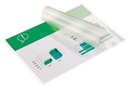 Laminiertaschen für Dokumente A4 2 x 125 Micron Glänzend 100 Stück