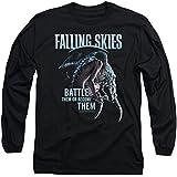 Longsleeve: Falling Skies - Battle Or Become Longsleeve Shirt Size XXL