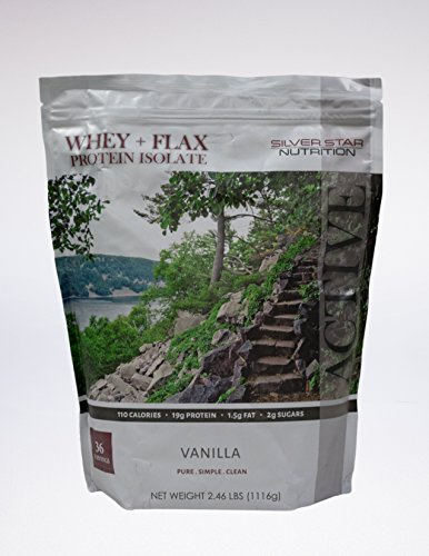 Cheap Silver Star Nutrition Active (Vanilla, 2.46 Pounds)