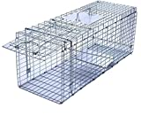 Trapro Humane Rat Cage Trap for Rats Mice Chipmunks and Other Similar-Sized Rodents