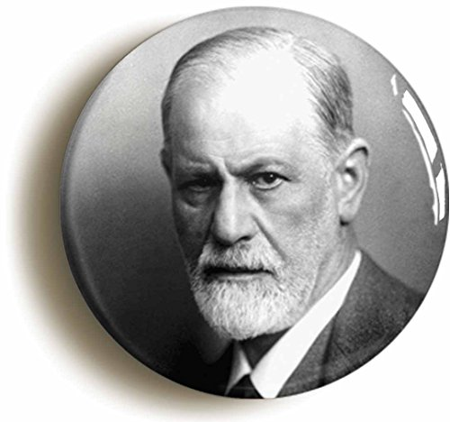 Freud Costume Ideas (Sigmund Freud Button Pin (Size Is 1inch Diameter))