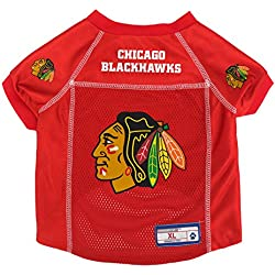 NHL Chicago Blackhawks Pet Jersey, XL