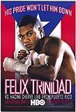 Felix Trinidad vs Hacine Cherifi Poster Movie 11x17 Felix Trinidad Hacine Cherifi