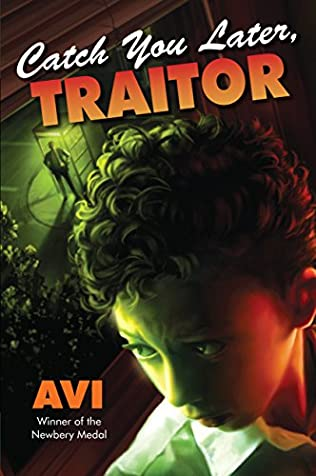book cover of Catch You Later, Traitor