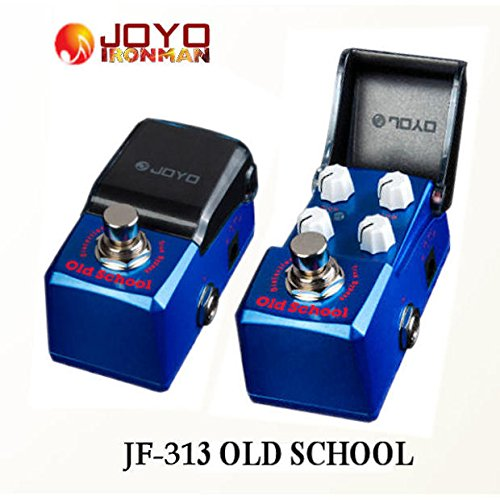 Joyo JOYO Old School DISTORTION IRON MAN Mini Series JF-313 by JOYO