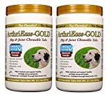 2 Pack! Vet Classics ArthriEase-GOLD Hip & Joint Chewable Tabs (120 ct)
