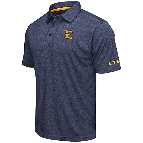 40b3da18 Mens ETSU Buccaneers Short Sleeve Polo Shirt [5WarK0310388] - $28.99