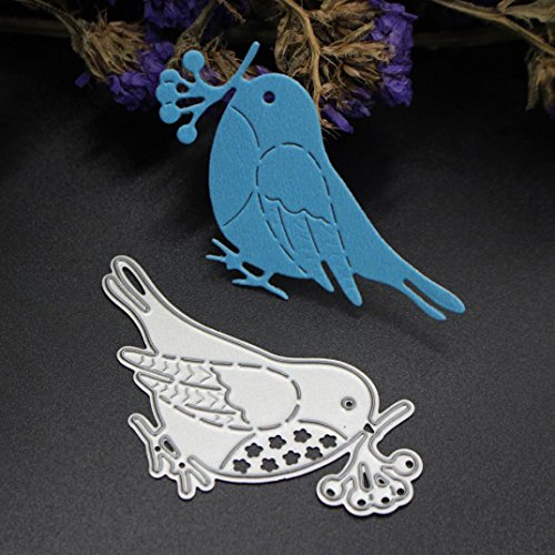 2019 Newest Fabulous Metal Die Cutting Dies Handmade Stencils Template Embossing for Card Scrapbooking Craft Paper Decor by E-Scenery (J)