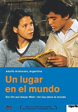 Un lugar en el mundo  Amazon.co.uk  Adolfo Aristarain  DVD   Blu-ray 174c340af6f23