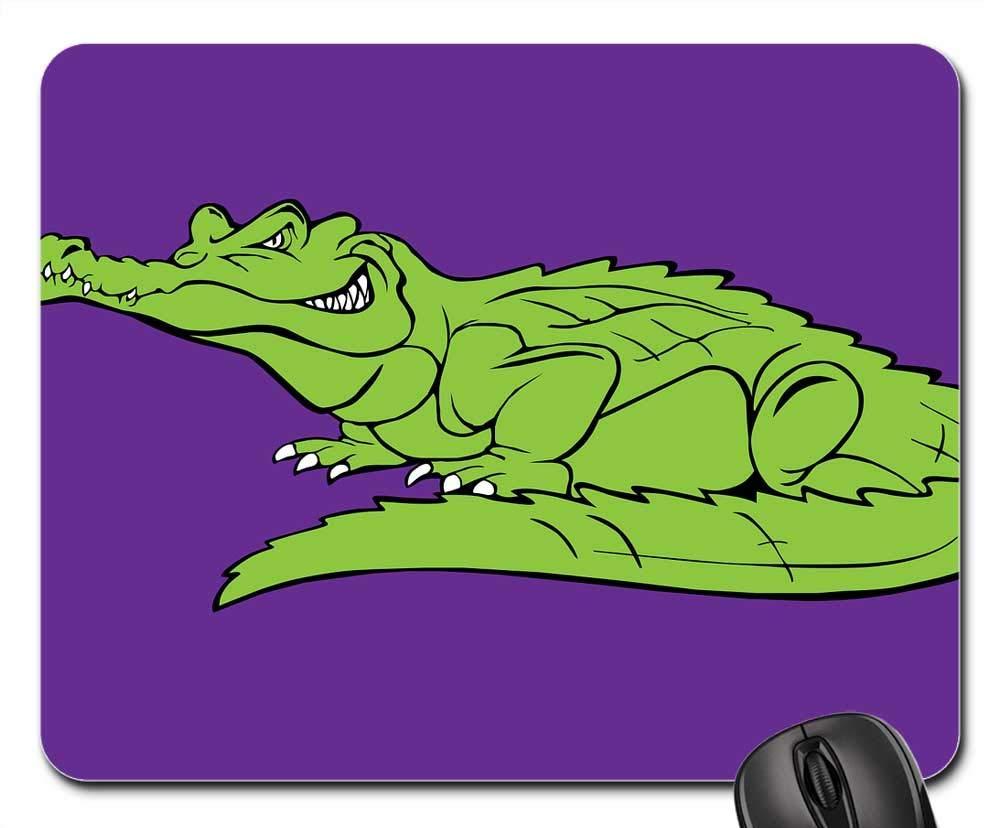 Alfombrilla de ratón - Crocodile Alligator Figure Sketch: Amazon ...