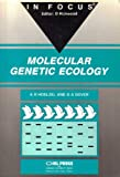 img - for Molecular Genetic Ecology (In Focus) by A. Rus Hoelzel (1991-12-31) book / textbook / text book
