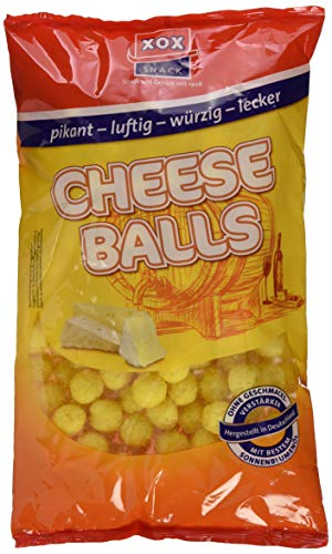 XOX Cheeseballsung (1 x 150 g)
